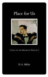 Place for Us: Essay on the Broadway Musical - http://buye-books.net/gay-lesbian/place-for-us-essay-on-the-broadway-musical/ - #kindle #books #ebooks #GayLesbian #GiftIdeas