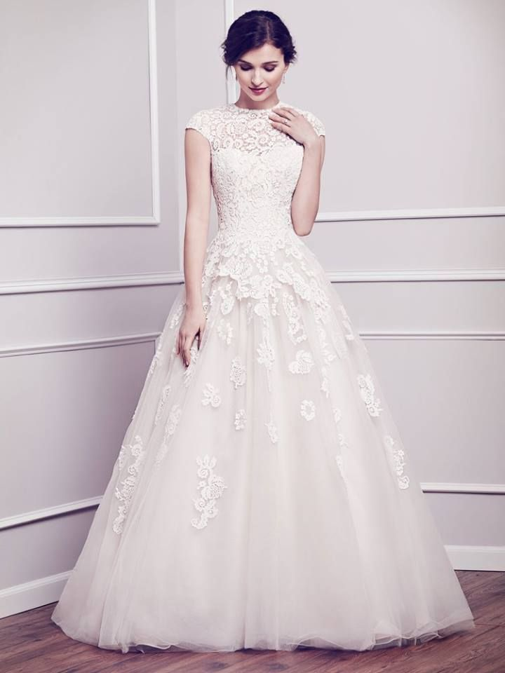 9d63ce2c6008 TIANA - Unik brudekjole fra Panayotis Revealing Wedding Dresses