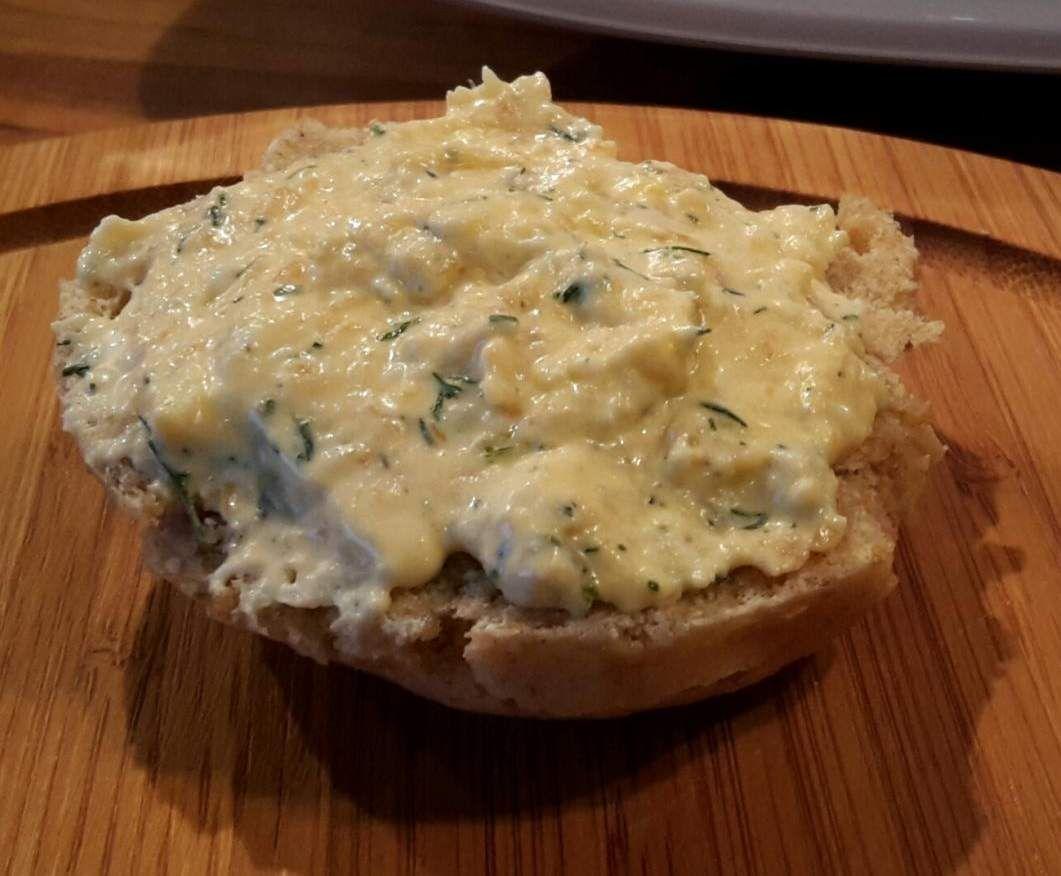 Rezept Lachs-Frischkäse-Aufstrich mit Ei von ac1502 - Rezept der Kategorie Saucen/Dips/Brotaufstriche