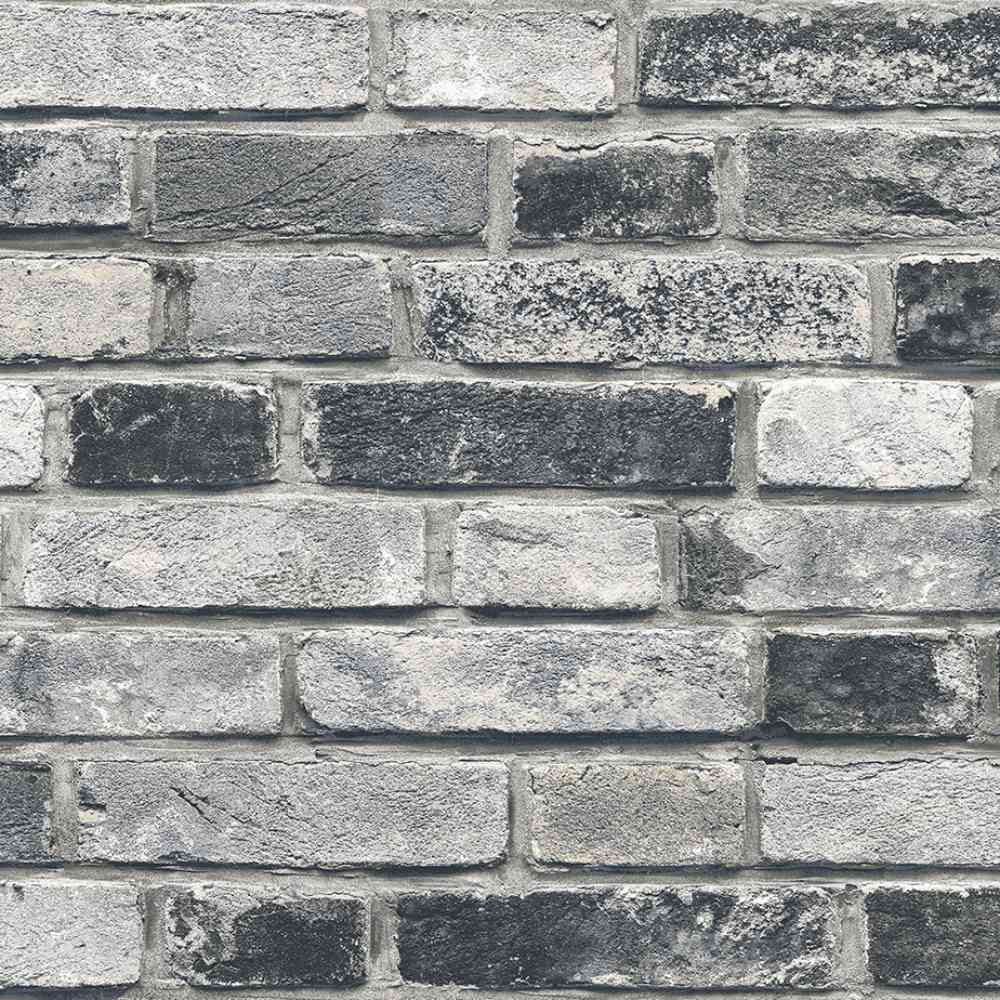 Exposed Real Brick Effect Wallpaper 50000 Today Interiors In 2021 Brick Effect Wallpaper Painted Brick Walls Brick Exterior House