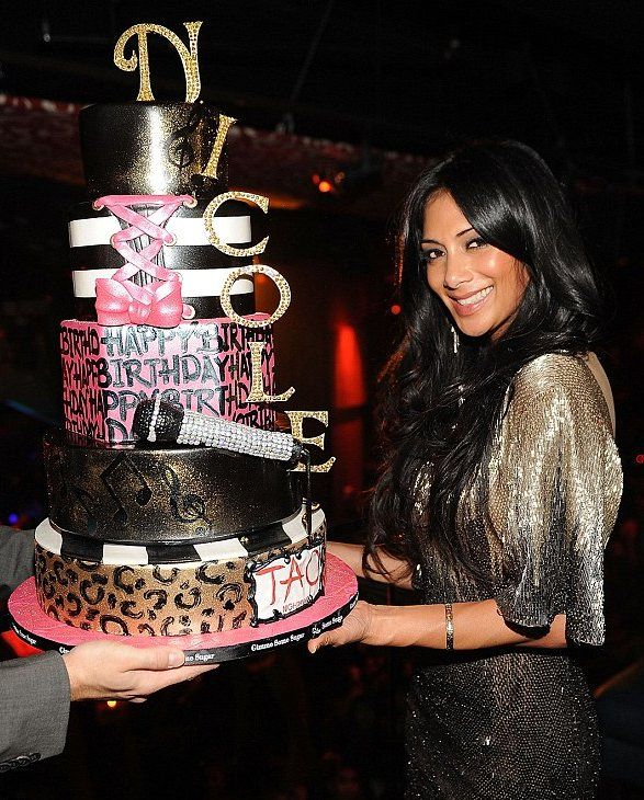 Pleasing Front Runner For My Birthday With Images Nicole Scherzinger Funny Birthday Cards Online Aboleapandamsfinfo