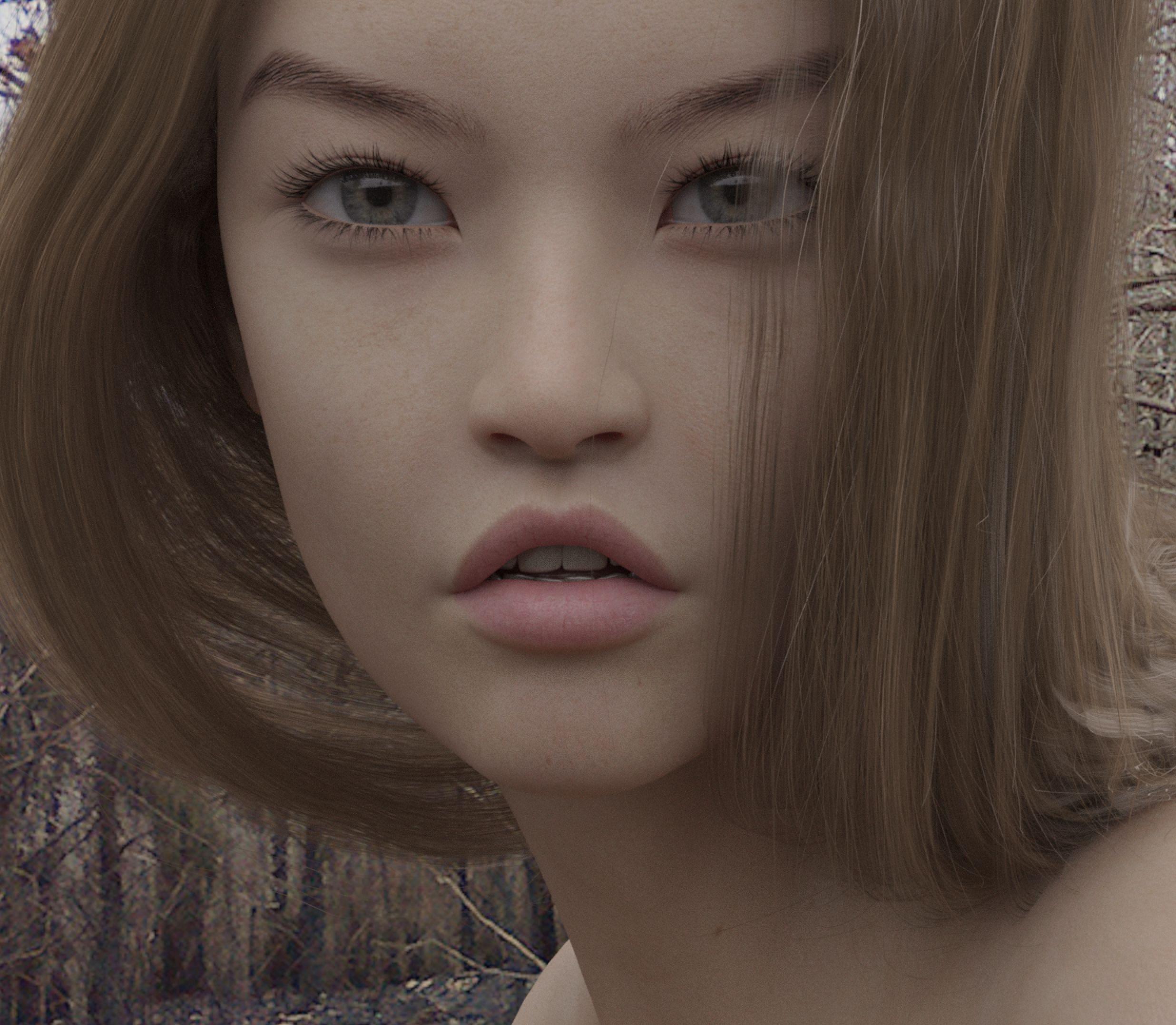 #3DCG #fashion #ComputerGraphics #Photorealism #digitalsupermodel #fashion #voguemagazine #vogueitalia #Hypebeast #3dworldmagazine #virtualinfluencer #virtualhuman #digitalmodel #behance #businessoffashion #wmagazine #highsnobietyjp #insta_daz3d #virtualinfluencer