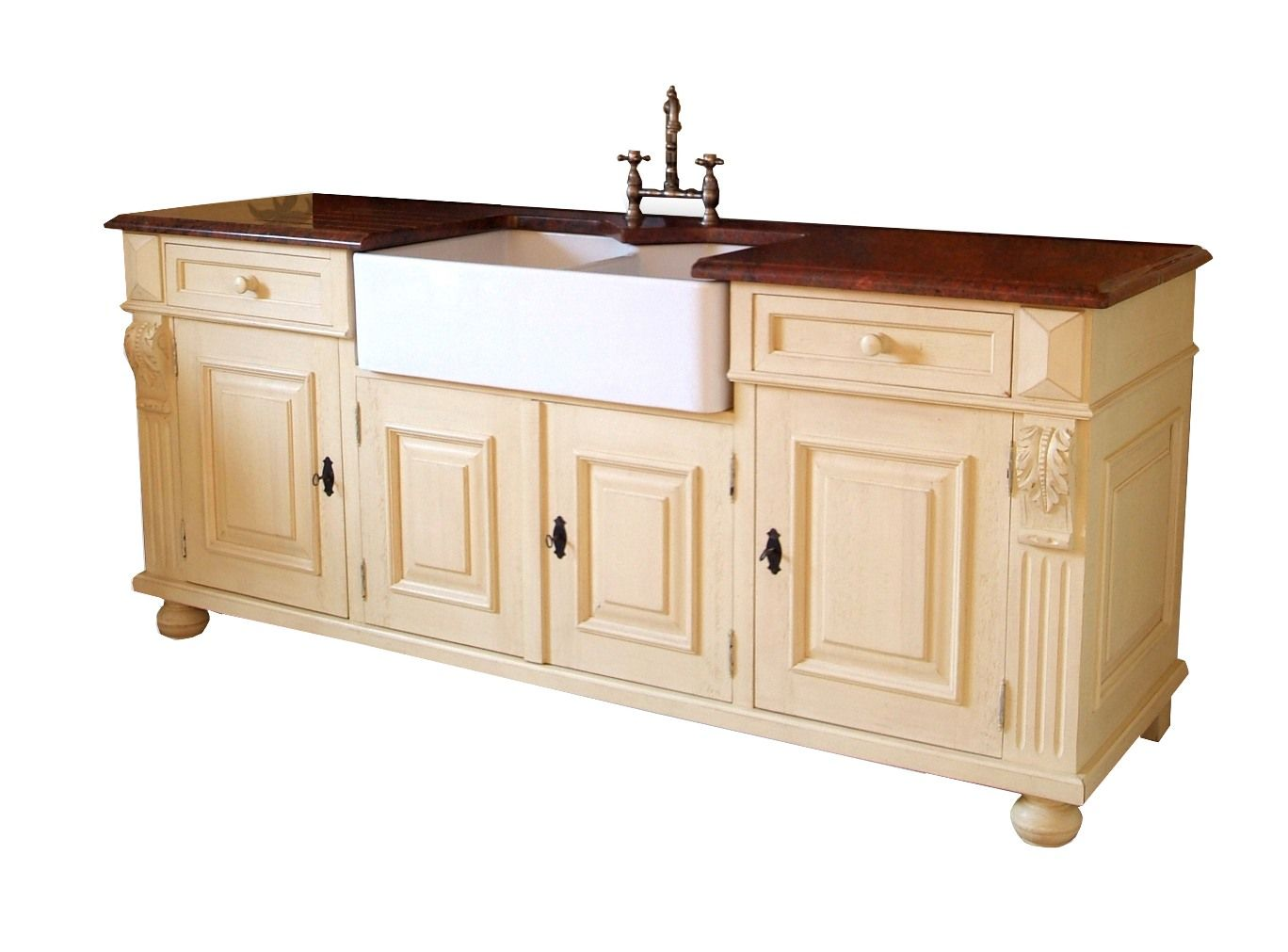 Kitchen Sink Cabinet From Old Furniture  I Would Love To Do This Adorable Sink Cabinet Kitchen Design Ideas