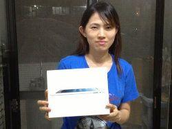 雖然花了很多點數才標到這台Apple iPad 4,可是整個結算下來還是很便宜