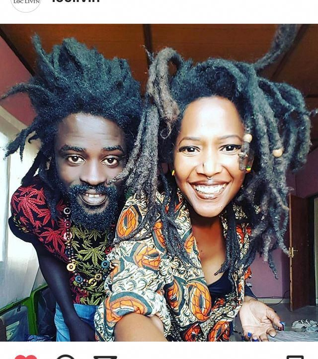 #lovelocs #coolafricanhairstyles | Beautiful dreadlocks