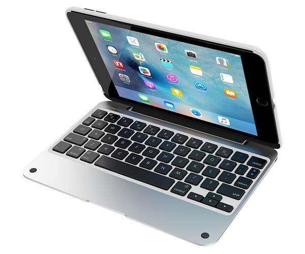 Clamcase Pro Ipad Mini 4 Keyboard Case Gadgetsin Keyboard Case Ipad Mini Nerd Gadgets