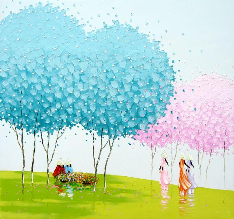 Gallery.ru / Фото #13 - Phan Thu Trang - SChebunin