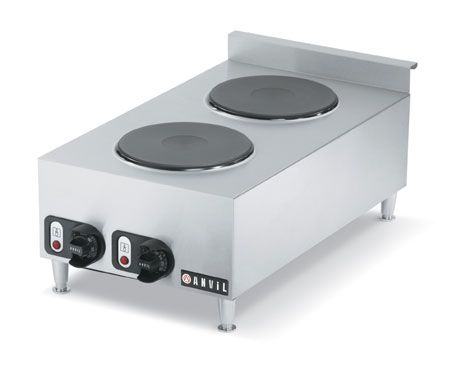 Vollrath Hot Plate Stainless Steel Construction 40739 Hot Plate Stainless Steel Construction Electric Counter T