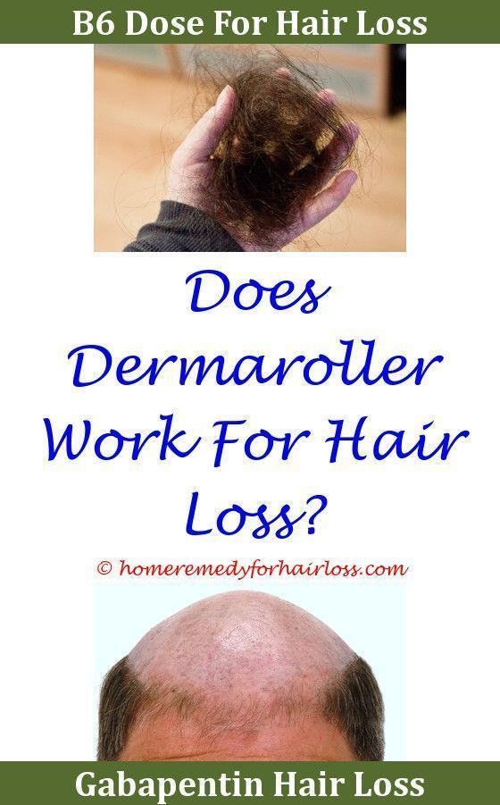 How much zinc to take for hair loss