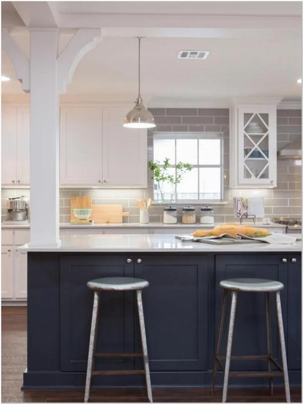 75 modern farmhouse kitchens and cabinets joanna gaines 24 dougryanhomes on farmhouse kitchen joanna gaines design id=50515