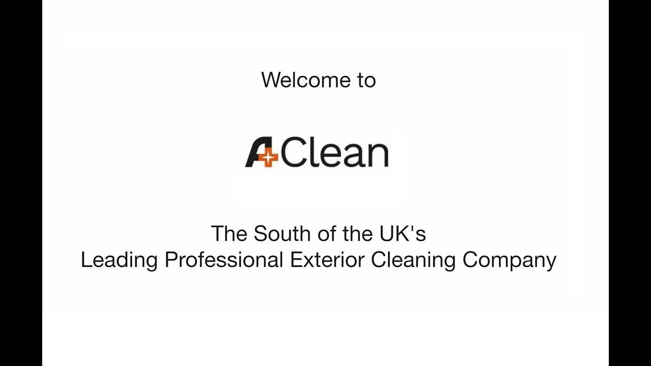 Introduction To A Plus Cleaning Services In Southampton Deck Cleaning Conservatory Cleaning Cleaning Gutters