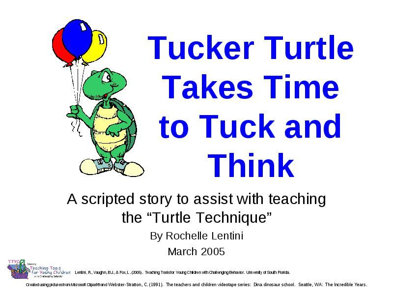 tucker turtle takes time to tuck and think scripted story tips therapeutic tools and. Black Bedroom Furniture Sets. Home Design Ideas