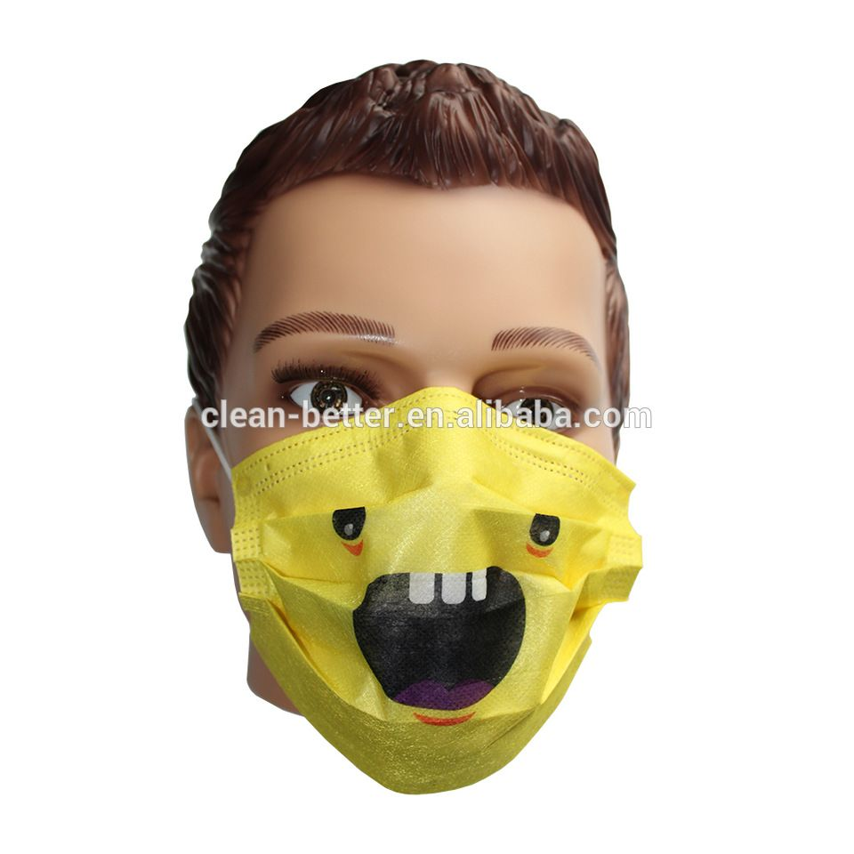 kids face mask disposable