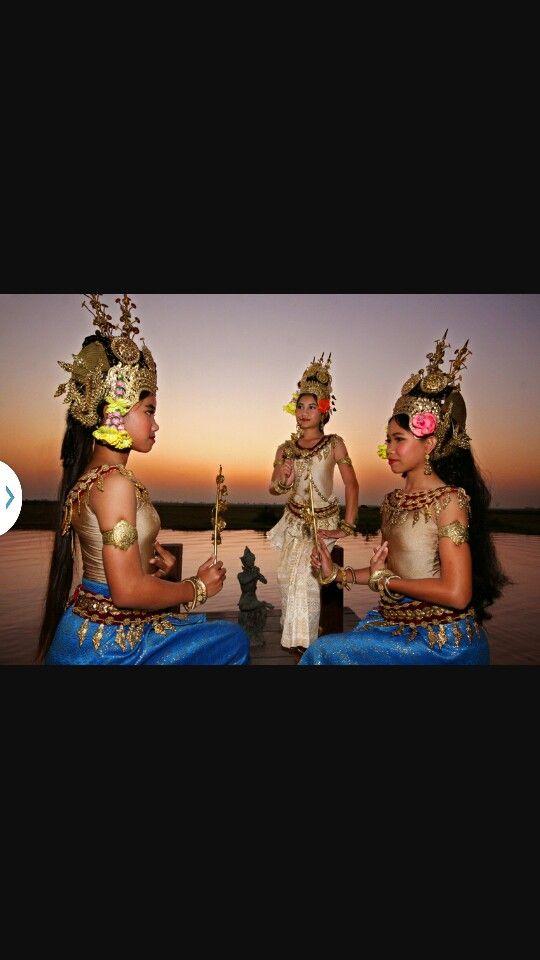 Apsara - Khmer cultural dance in Cambodia, Cambodia Travel