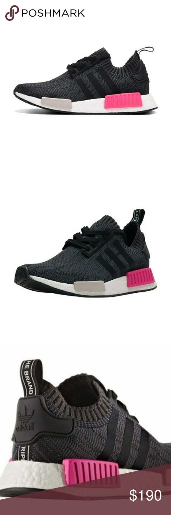 Adidas NMD R1 primeknits Brand New  mujer 's size, FIT 6 /
