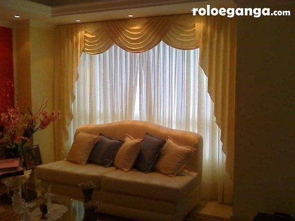 Como hacer galerias de madera para cortinas buscar con - Cortinas de madera ...