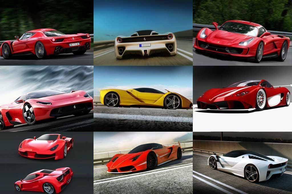 All Ferrari Models >> World S No 1 Cars Classic Cars All Ferrari Models
