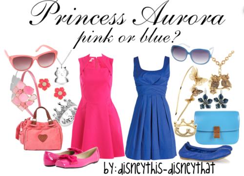 Princess Aurora Outfits<3