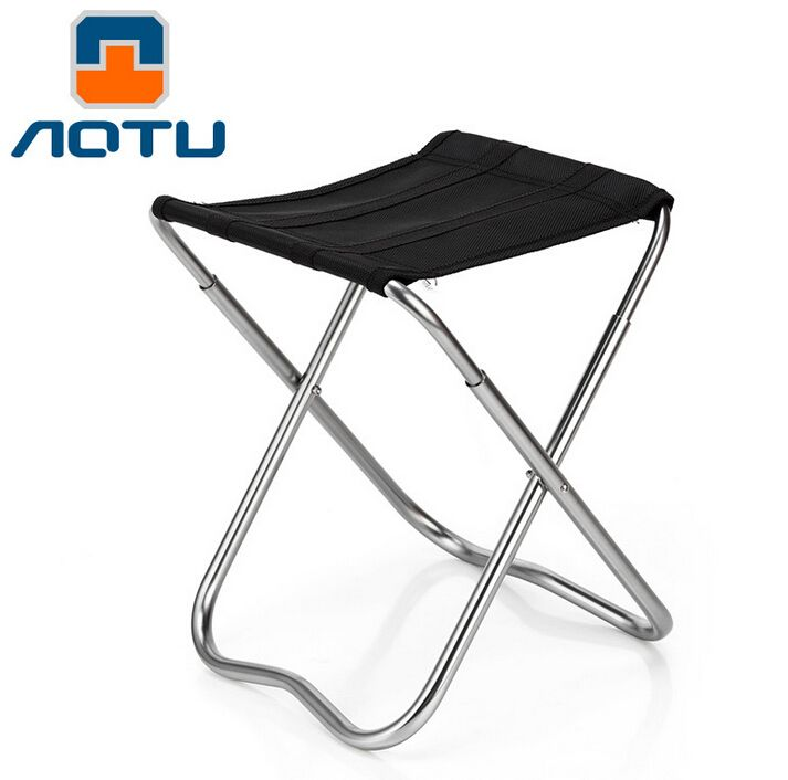 AOTU Lightweight Aluminum Alloy Square Portable Sketchbook Folding Fishing Chair C&ing Stool For Picnic BBQ Beach  sc 1 st  Pinterest & AOTU Lightweight Aluminum Alloy Square Portable Sketchbook Folding ... islam-shia.org