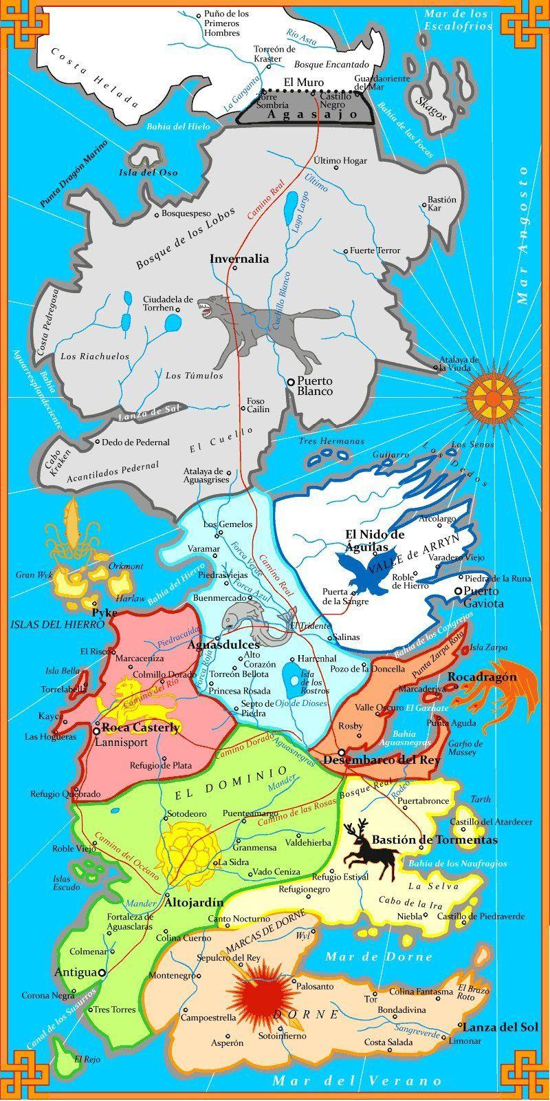 Mapa de juego tronos got pinterest mapa de juego de tronos mapa de juego tronos urtaz Choice Image