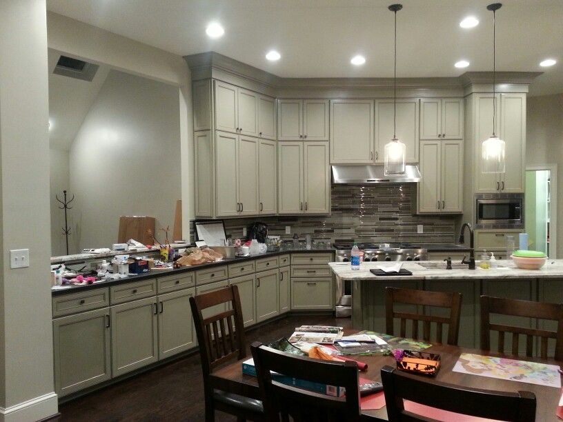 Best Floor To Ceiling Painted Glazed Cabinets Intellectual 400 x 300