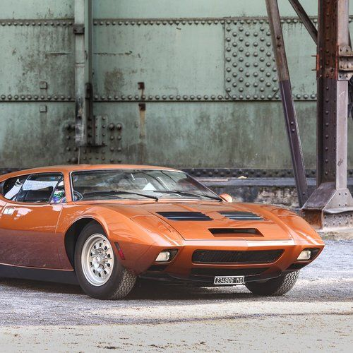 The 1969 American Motors AMX/3 Just Sold For $891,000 At