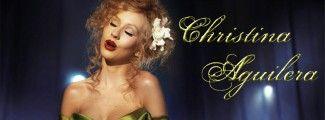 Christina Aguilera Facebook Cover
