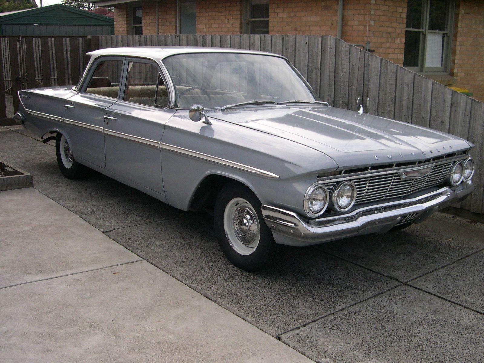 Chev Belair 1961 RHD A...