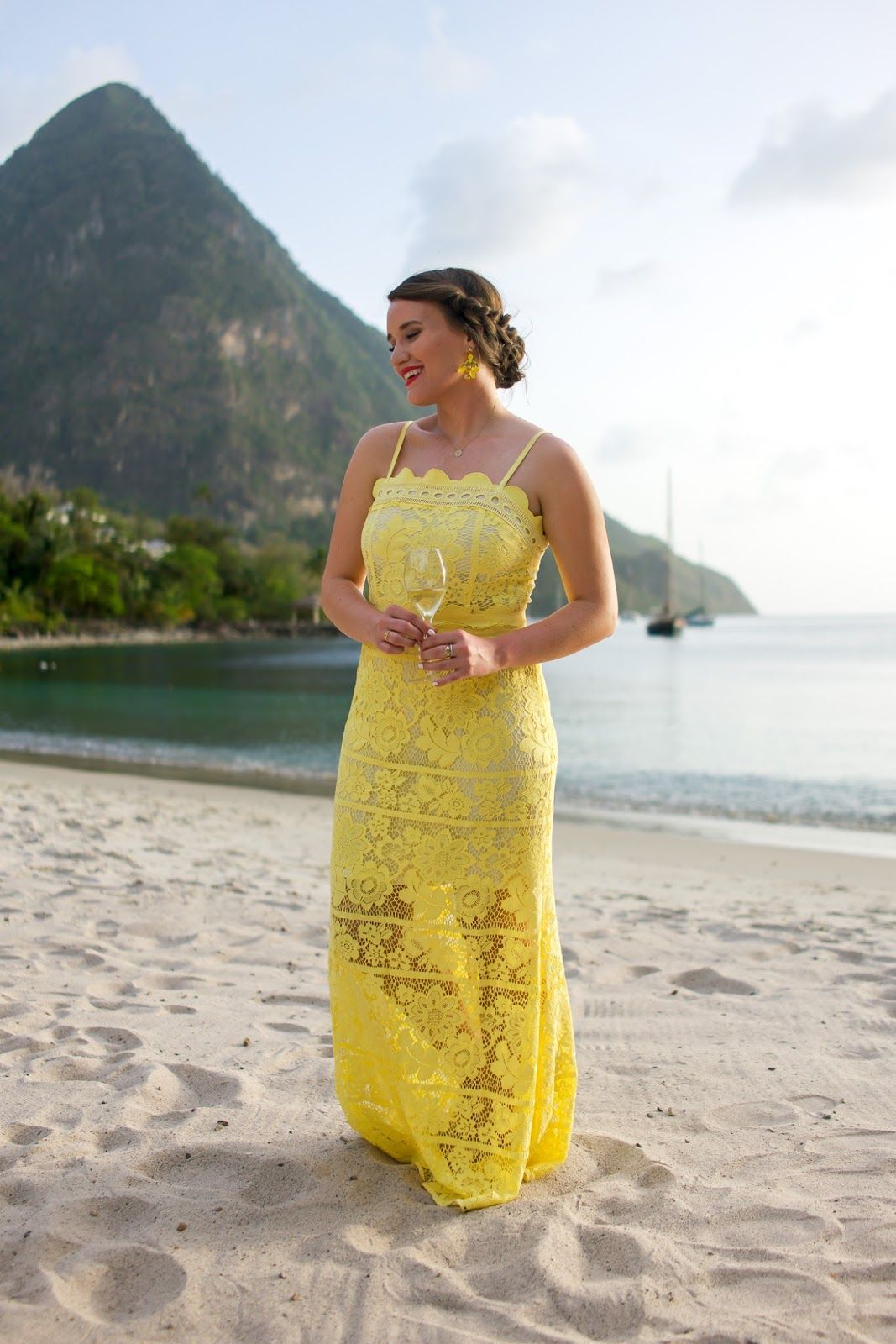 Yellow dress wedding guest  My Sisterus Wedding  Wedding guest attire Light spring and Style