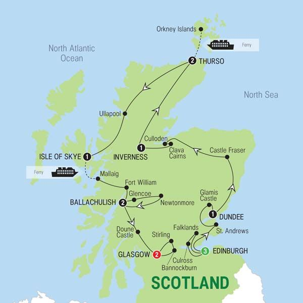 Northern Highland Tours