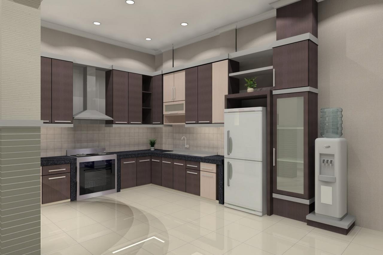 Desain Dapur Mungil Yang Cantik Rumah Tanpa Pasti Kurang Sempurna Karena Berfungsi Sebagai Tempat Memasak Dan Mengolah Makanan T