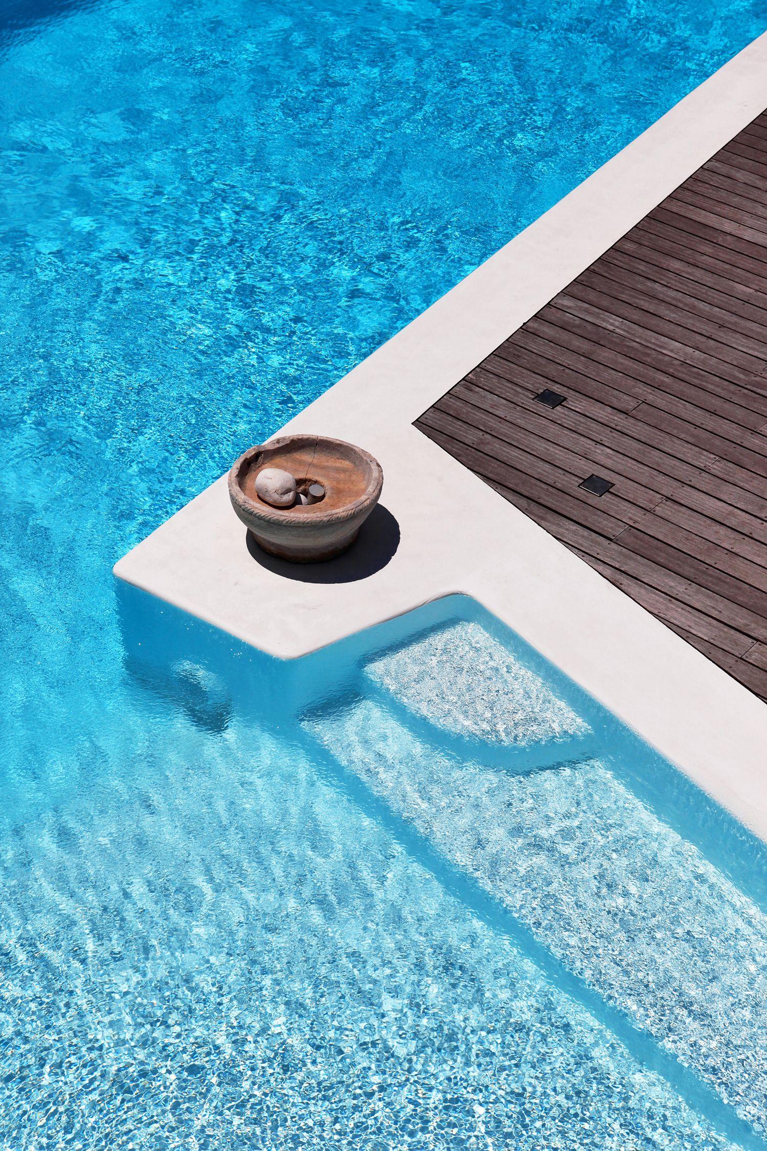 Swimming Pool,house In Greece, Mikonos,vernacular Architecture ... Inspirierende Swimming Pools Mediterranem Stil