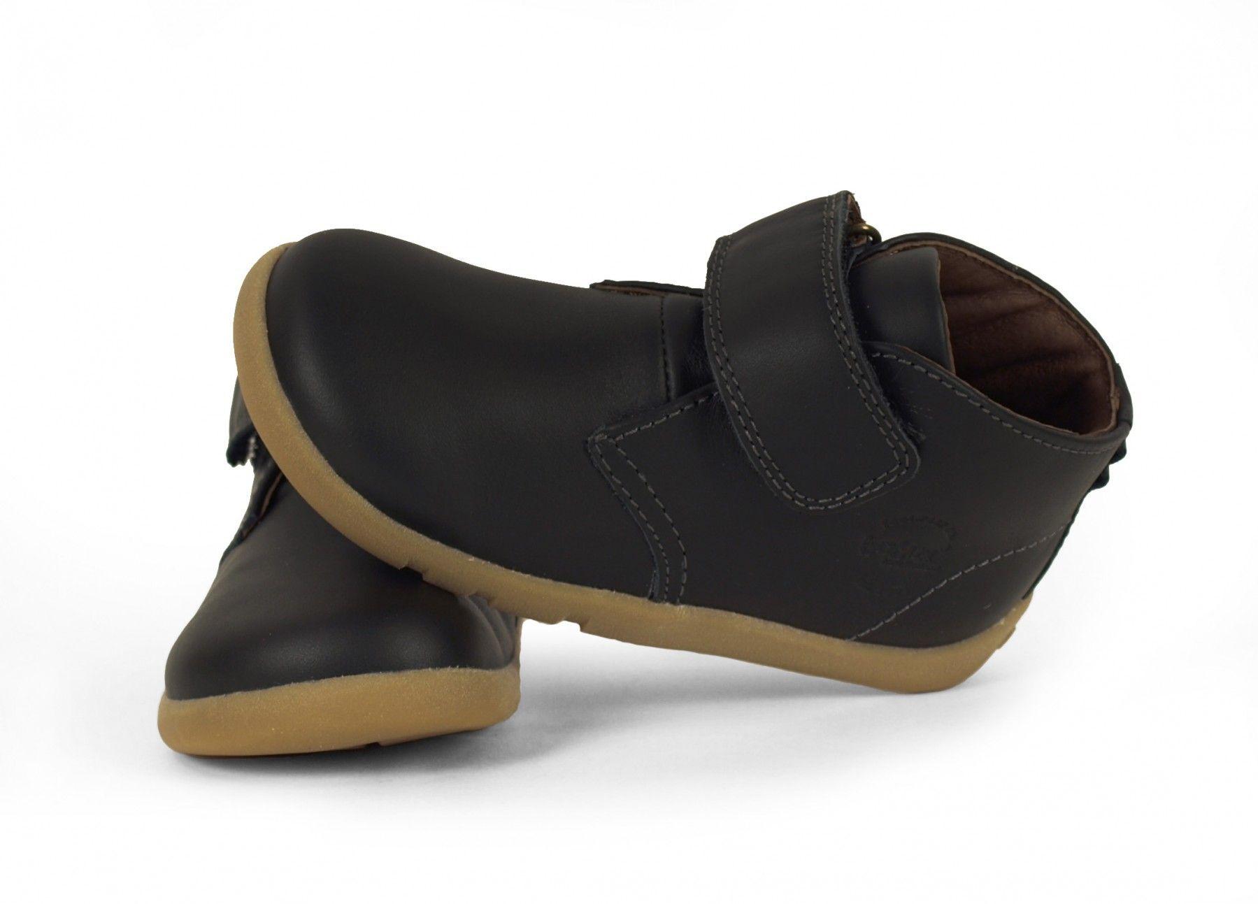 Bobux i walk Desert Explorer Boot Black