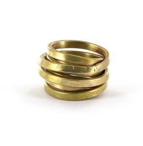 wrap around ring.