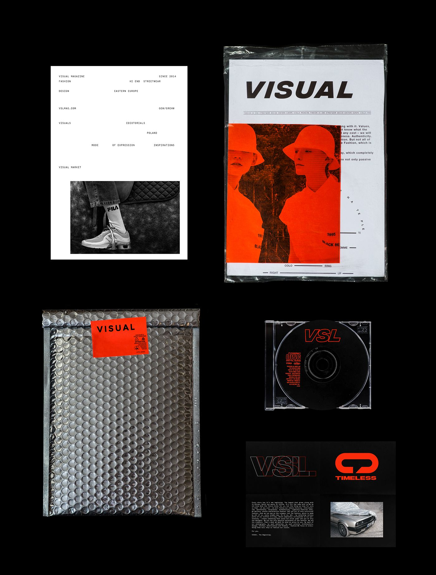 FASHION AND HI-END STREETWEAR DIGITAL MAGAZINE | Art Direction | Web Design | Branding | Photography #artdirection