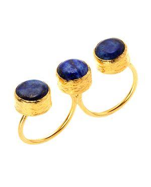 Lapis Mikail Ring