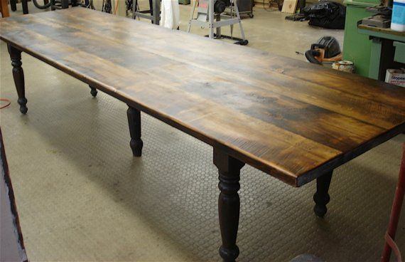 Awesome 10 Ft Long Table
