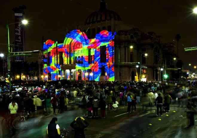 Distrito Federal será sede del Festival Internacional de Luces