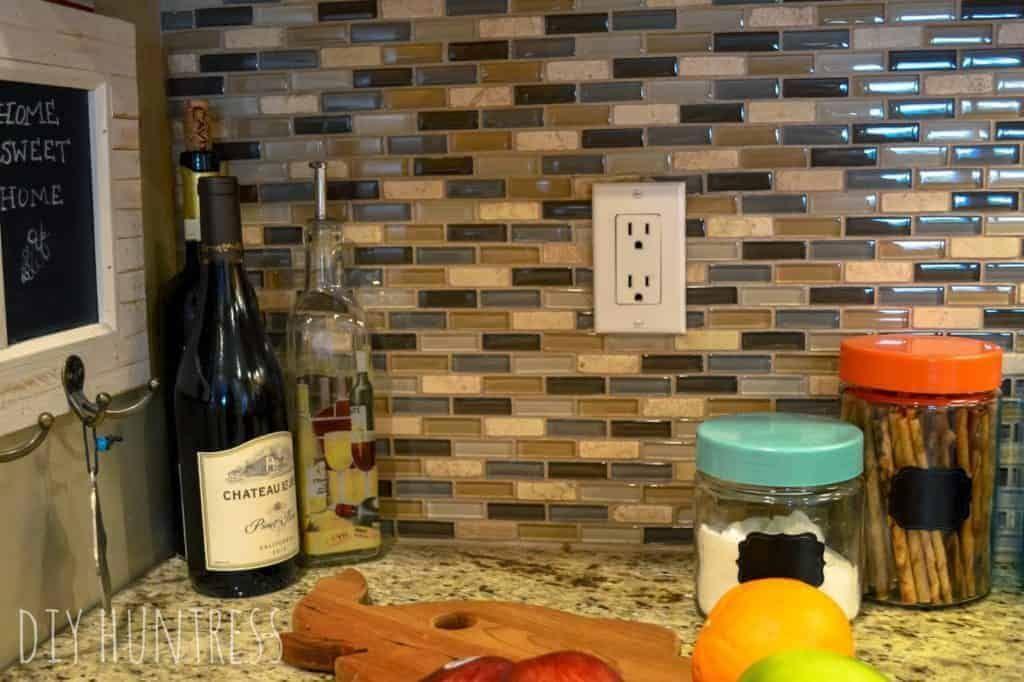 How To Install Tile Backsplash DIY Huntress in 2020