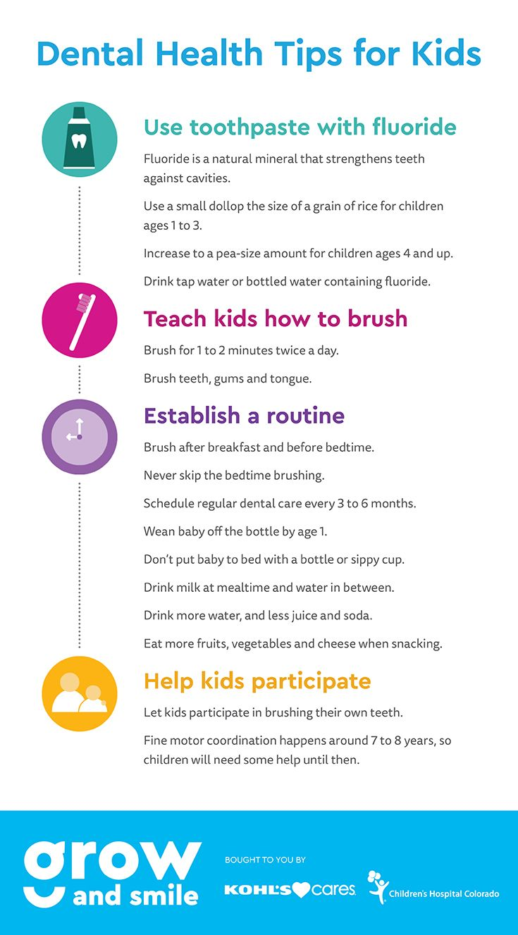 Dental Health Tips for Kids Tooth decay (also called