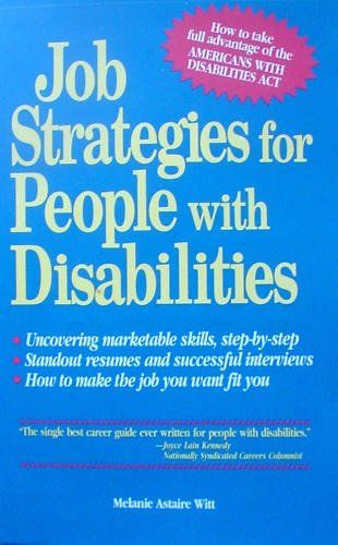 Can You Get Disability For Fibromyalgia In Illinois Job Strategies For People With Disabilities By Melanie Astaire Witt Call Minr 1 Free Online Education Job Info Success Strategies