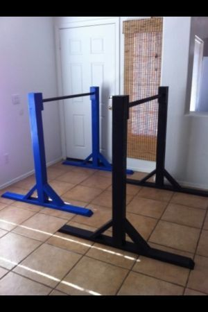 diy gymnastics bar - Google Search