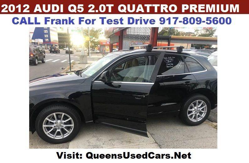 2012 Audi Q5 Quattro For Sale Audi Q5 Audi Cars For Sale