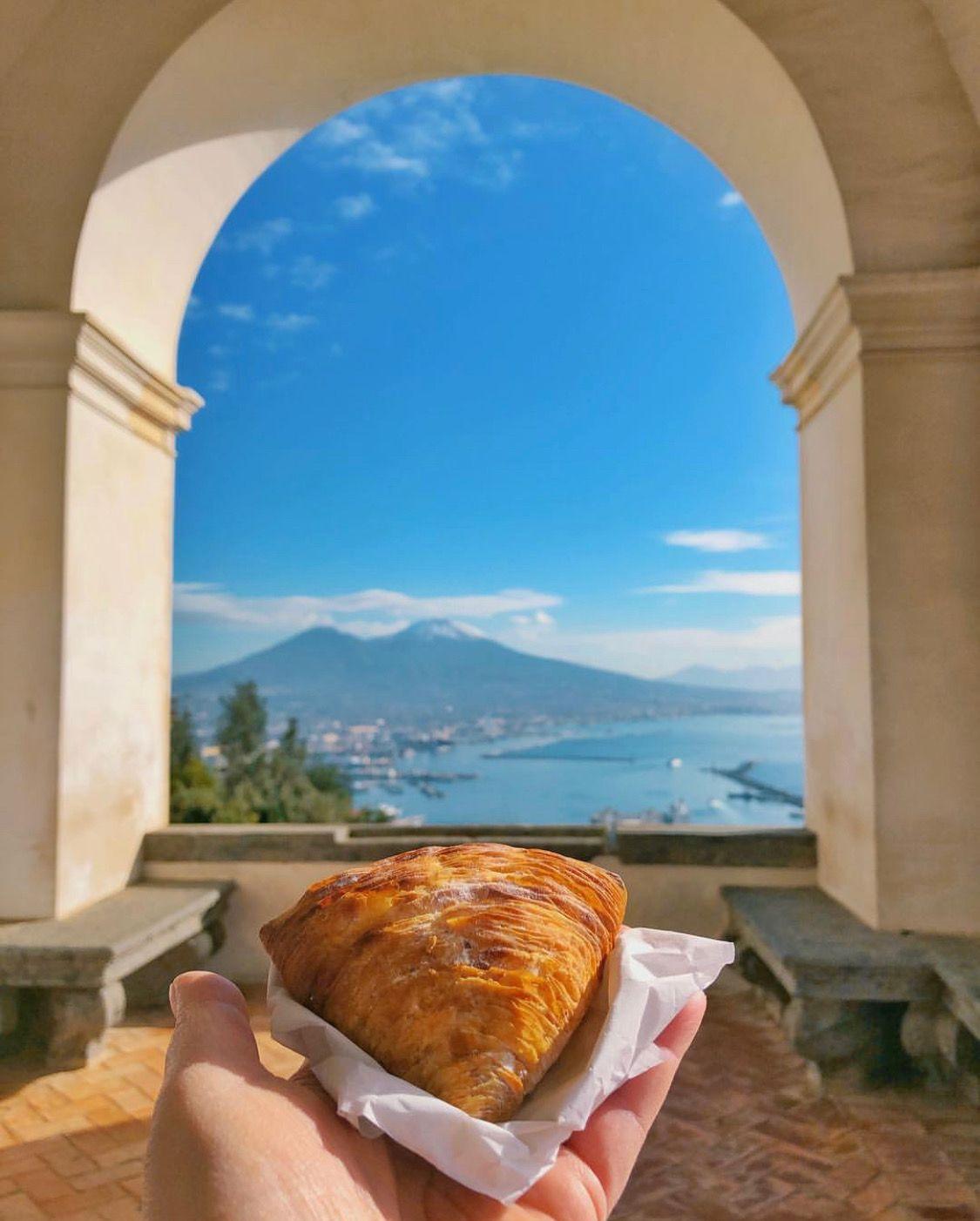 Try Sfogliatella on Our Food Tour! Naples, Food tours