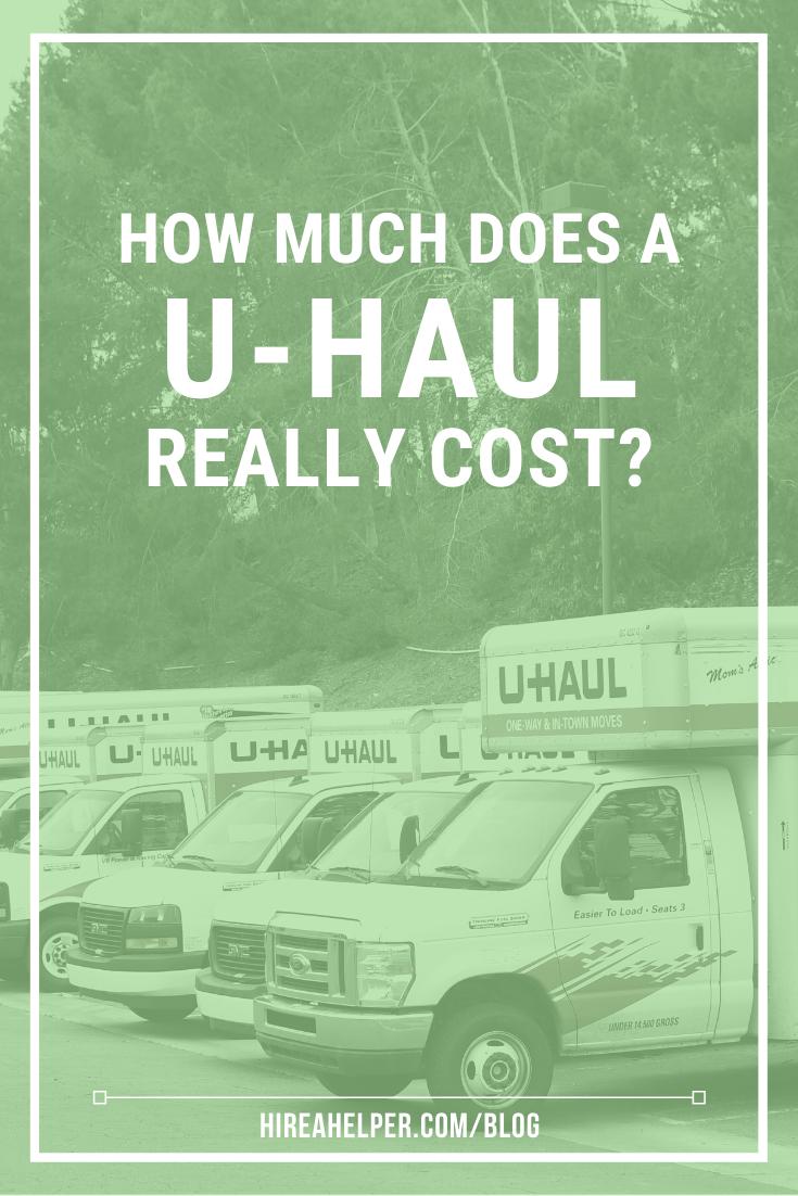 U haul prices for trucks