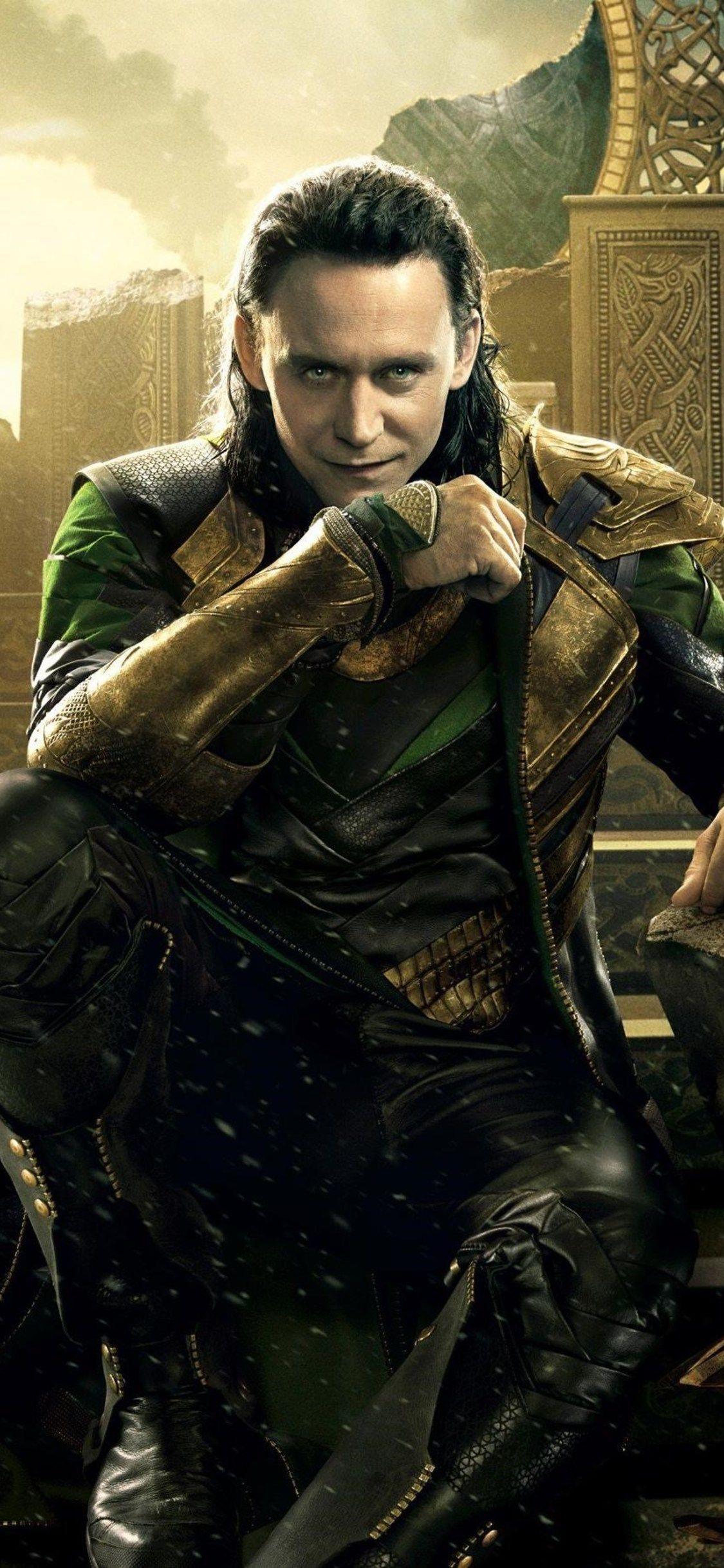 1125x2436 Loki In Thor Movie Iphone XS,Iphone 10,Iphone X