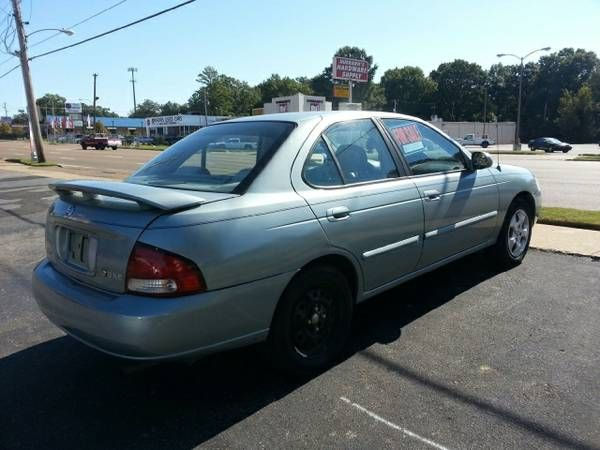 2003 Nissan Sentra gxe automatic cold ac super clean In