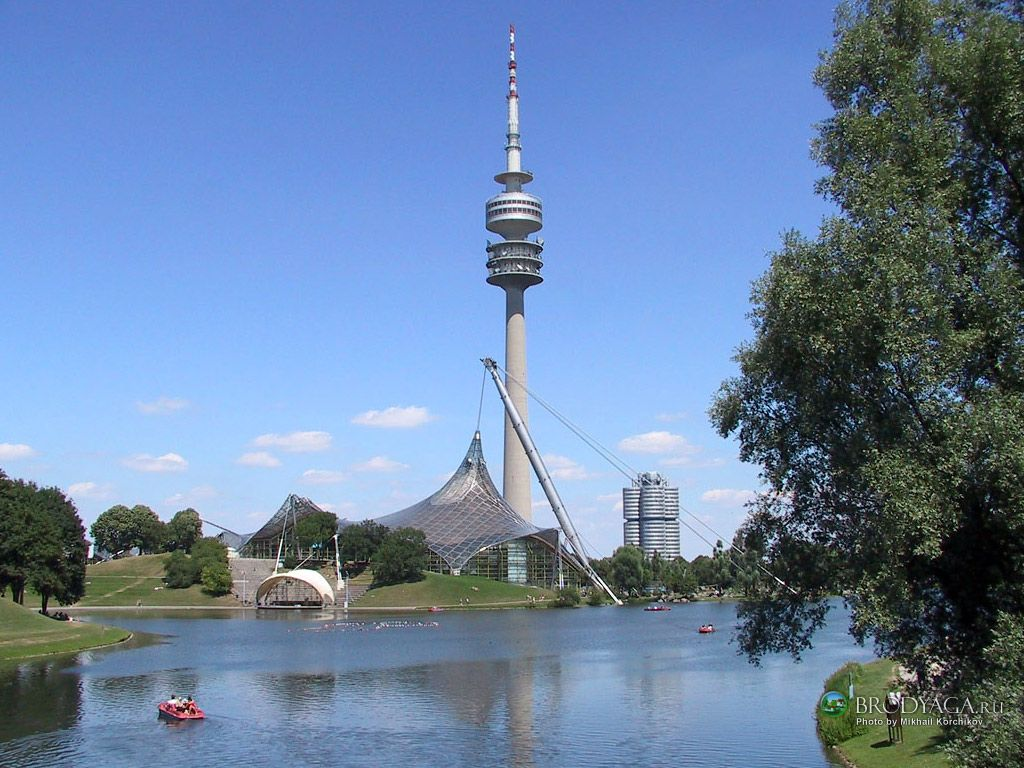 Muenchen Germany Image Gallery Olympiapark Muenchen Germany Germany Travel Photos Photo