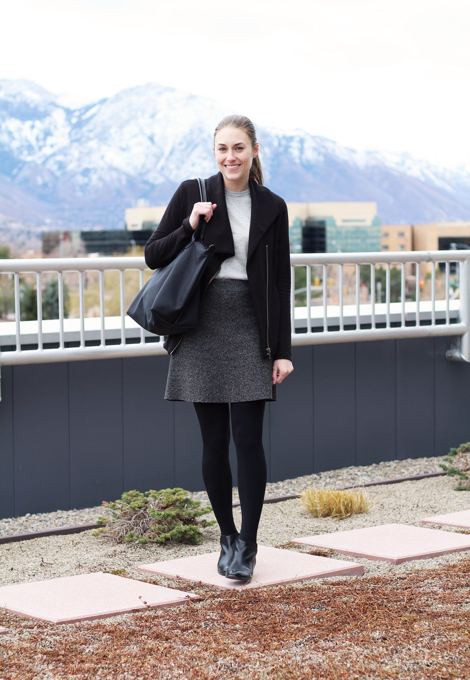 Grad Student Style Conference Presentation Dresses And Outfits