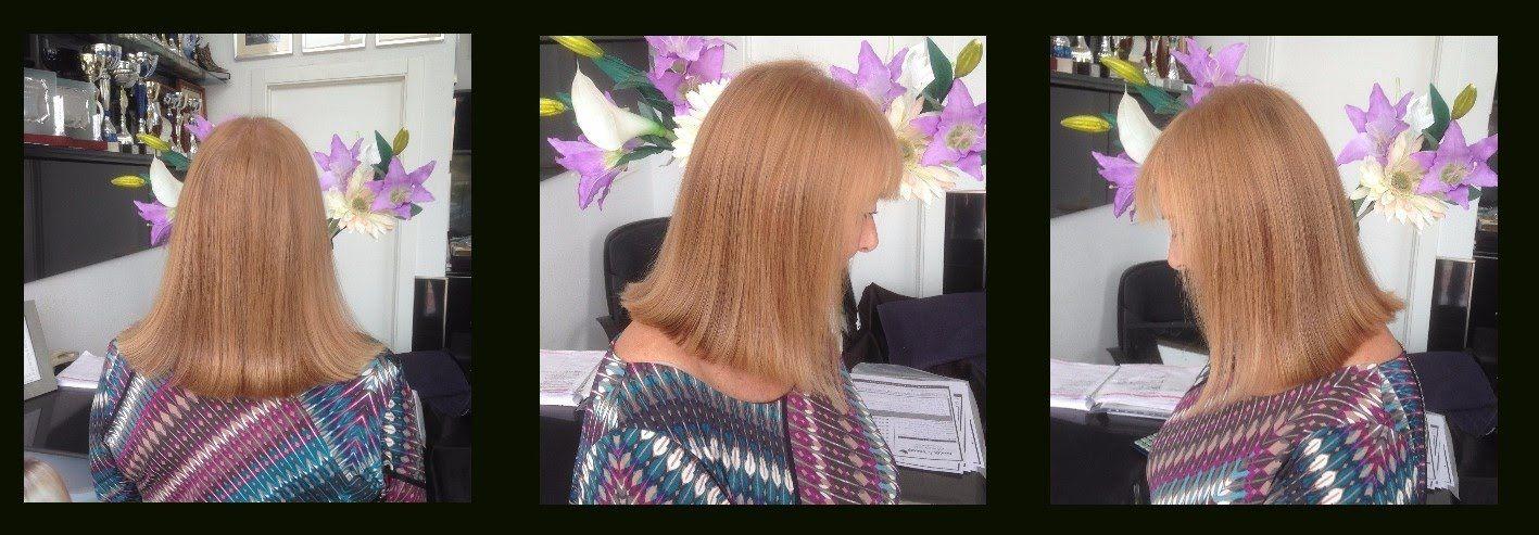 How To Cut One Length Long Haircut 2016 Step By Step Haircut
